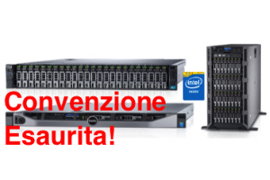 DELL PowerEdge R630, R730XD e T630