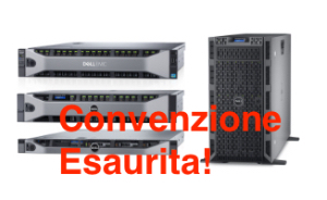 DELL PowerEdge R640, R740, R740XD e T640